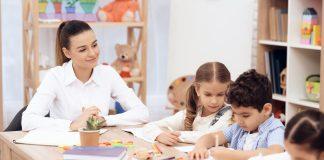 pomoc nauczyciela w przedszkolu